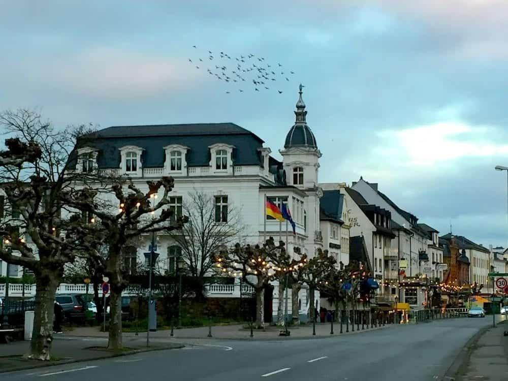 Rudesheim main street