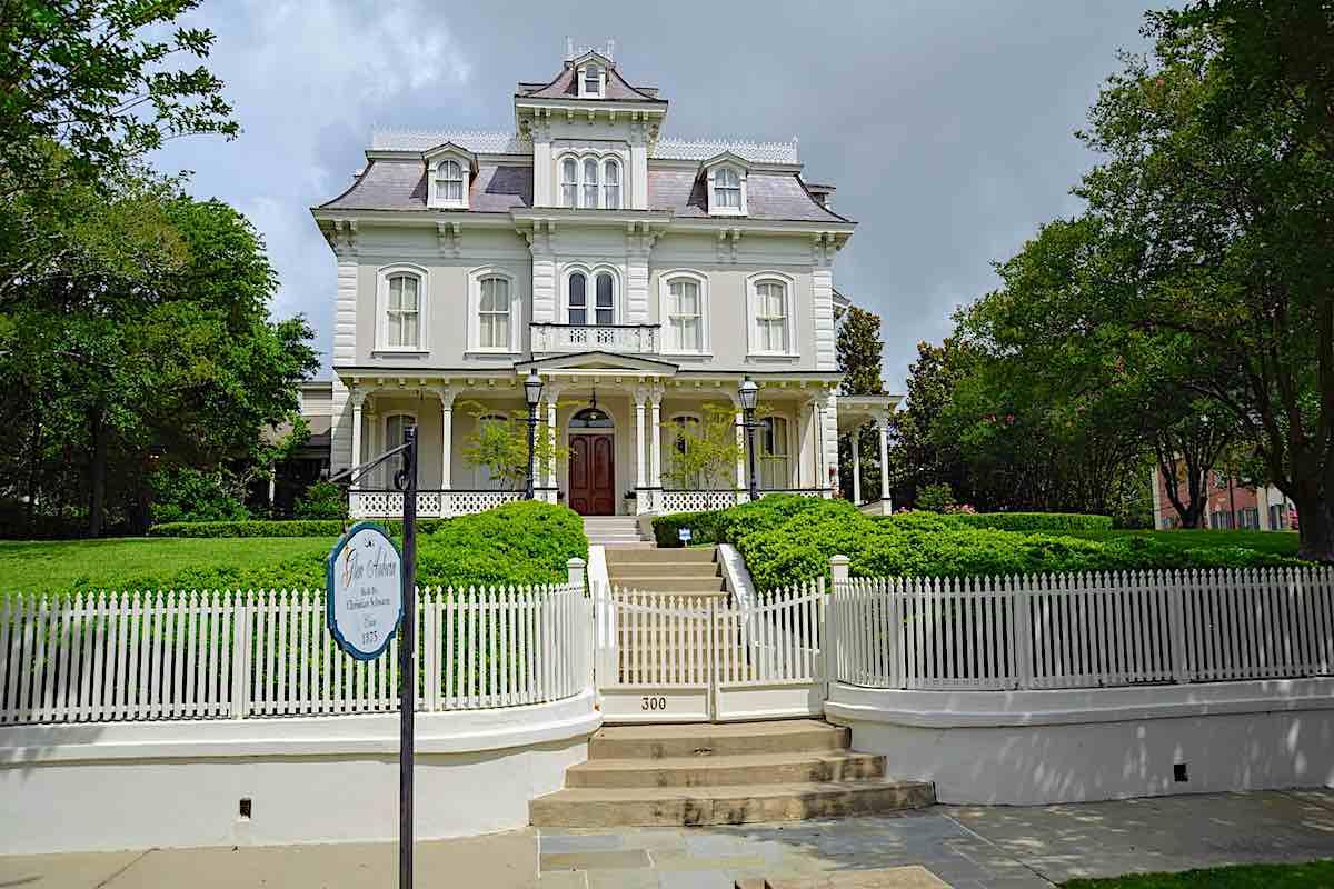 Glen Auburn House Natchez Mississippi