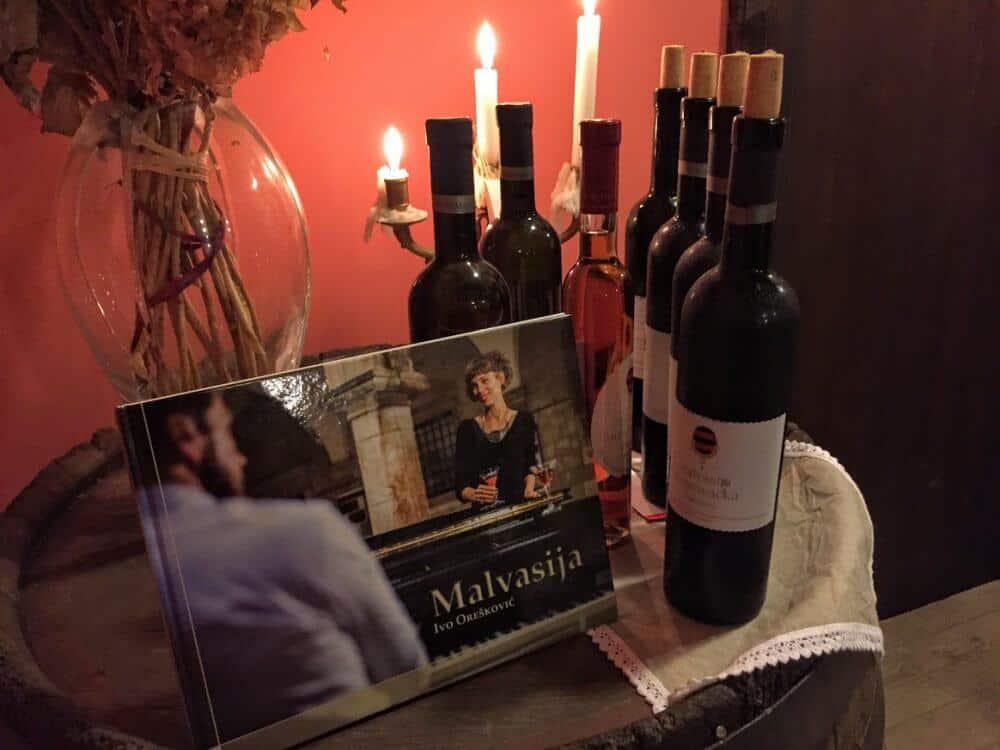 malvazija wine tasting in Dubrovnik