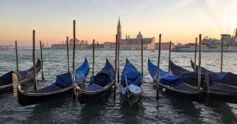 Mediterranean Cruise to Venice Italy
