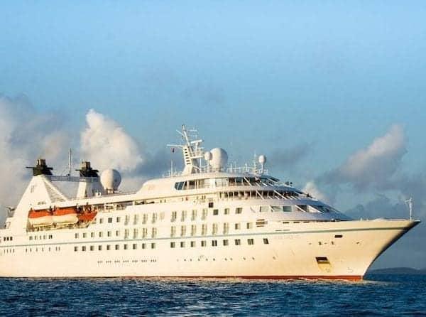 Windstar Legend Alaska cruises