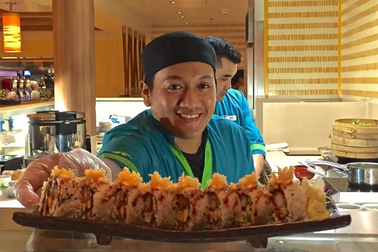 Carnival Dream Bonsai Sushi