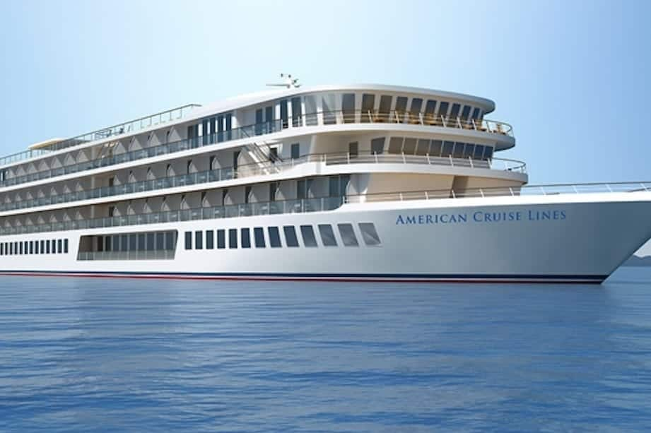 American Cruise Lines New Riverboat Design