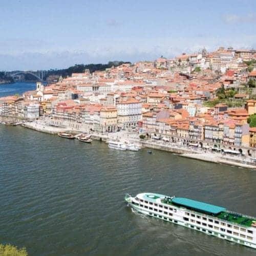 CroisiEurope Miguel Torga cruises the Douro
