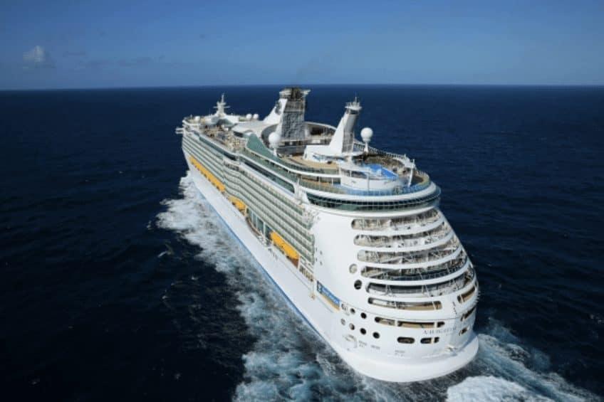 Royal Caribbean Navigator of the Seas refurbishment