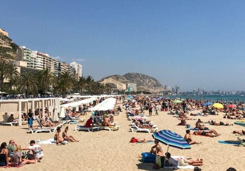 Malaga and Alicante, Spain With Holland America