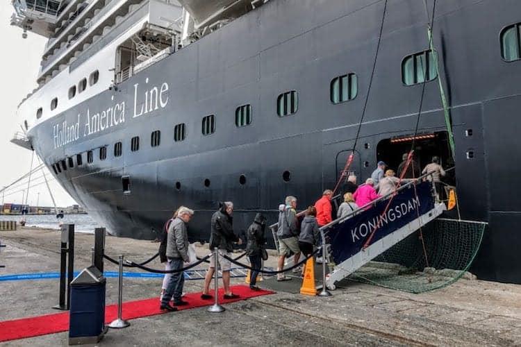 Holland America Transatlantic Cruise in 14-Days