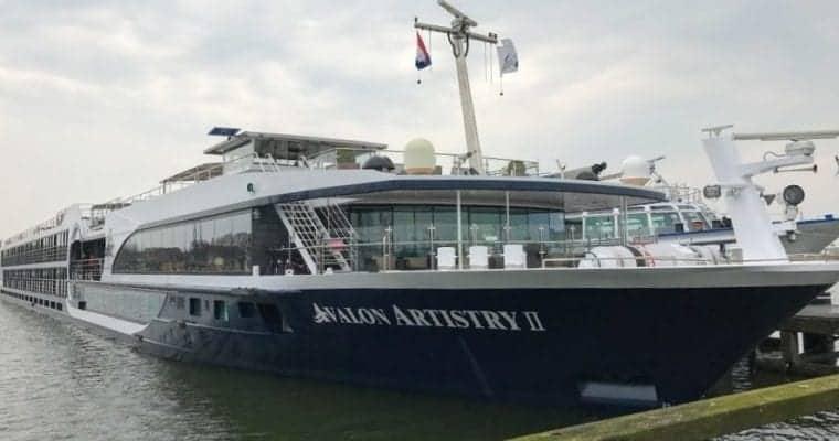 Aboard Avalon Waterways Northern Holland Tulip Cruise