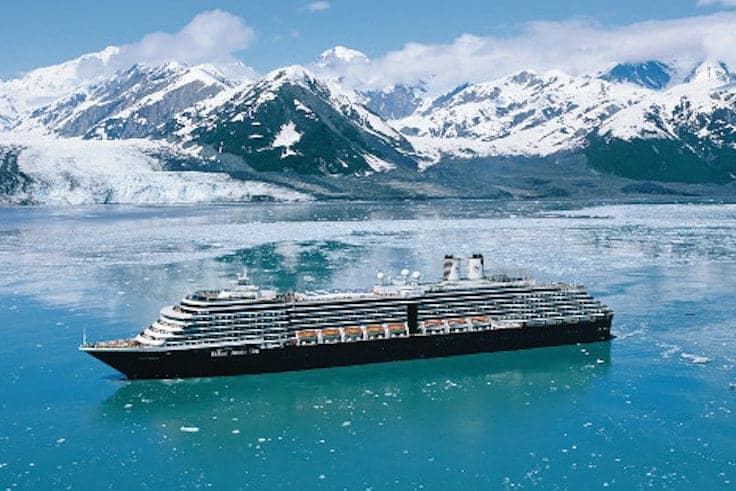Holland America Alaska Cruises From Seattle Is Underway - Cruises from seattle