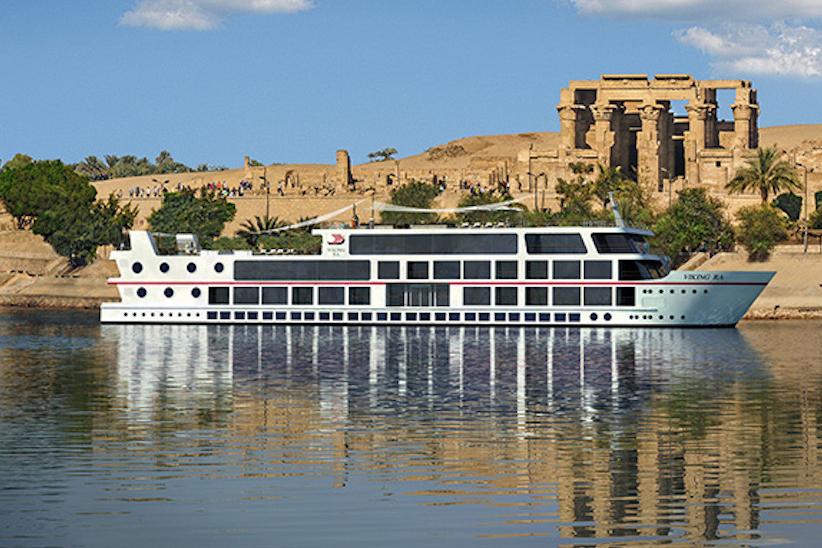 Viking Ra Nile river cruises