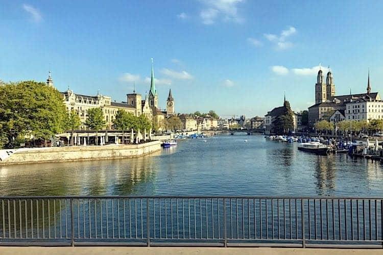 AmaWaterways pre-cruise stay in Zurich