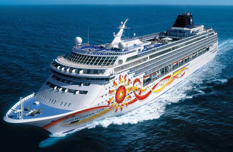 Norwegian Sun Cruises To Cuba From Port Canaveral Cruise