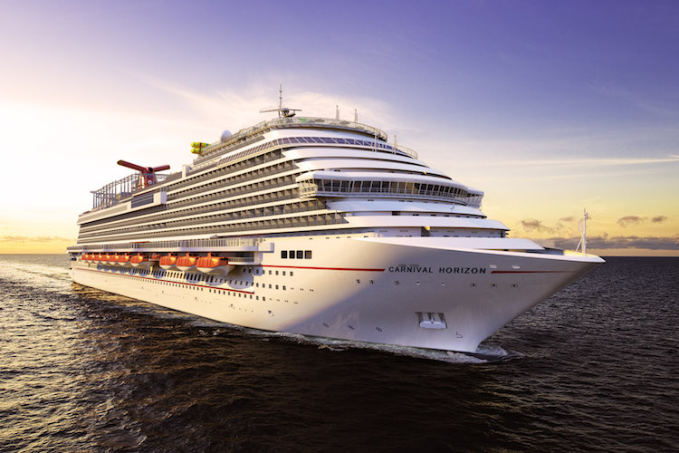 Building Of Carnival Horizon Coming Along Right On Schedule