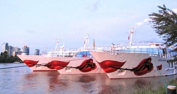 Cruise Maven News: Fire on Danube River Ship