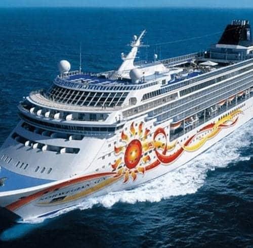 Norwegian Sun cruises to Cuba