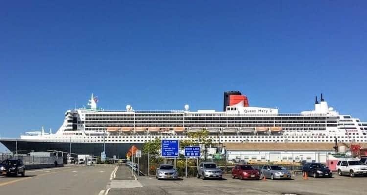 Cunard Garners World's Best Award