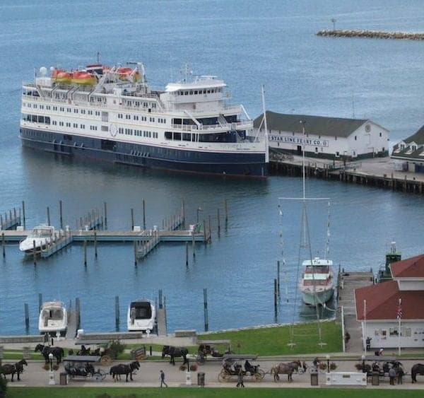 Cool off on a Great Lakes Cruise with Victory Cruise Lines