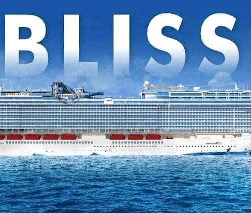 Norwegian Bliss Reveal