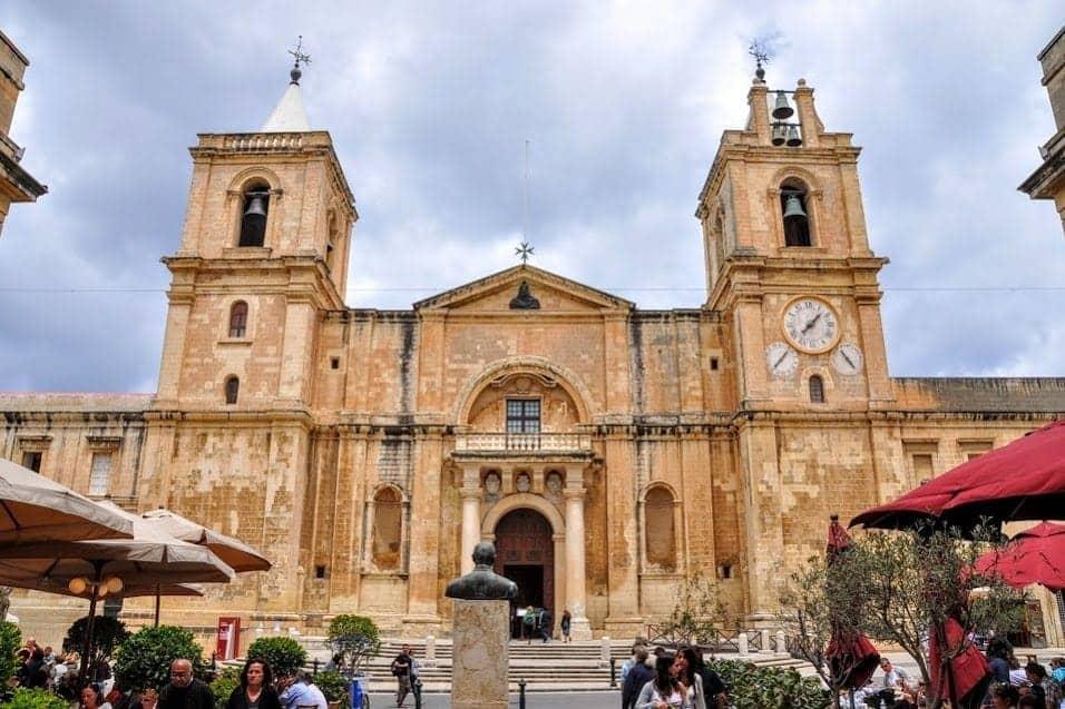 Valletta Malta wins award