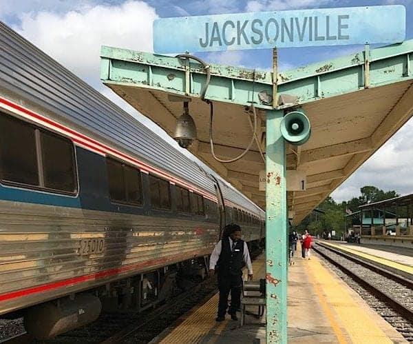 Amtrak Florida Train Service Restoration Begins