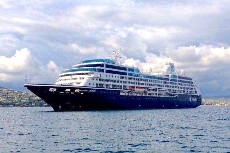 Azamara Pursuit will join the Azamara fleet in March 2018.