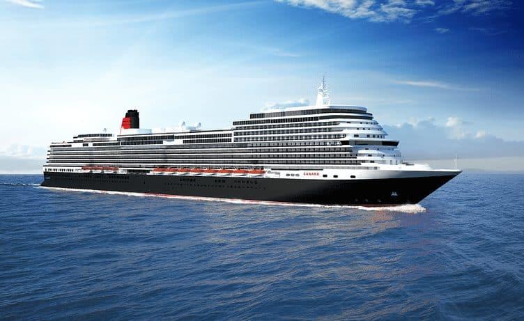 Cunard adds fourth ship