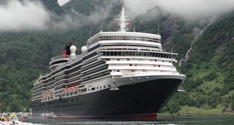 Cunard Alaska Cruises Aboard Queen Elizabeth in 2019