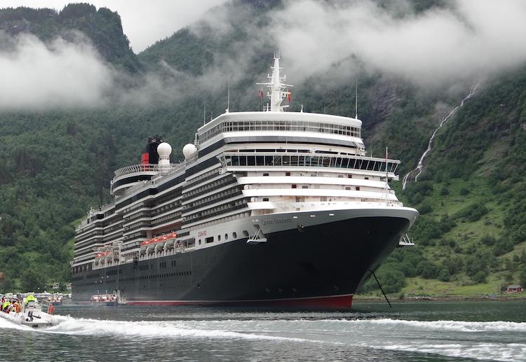 Cruise Maven News: Cunard Alaska Cruises Aboard Queen Elizabeth in 2019