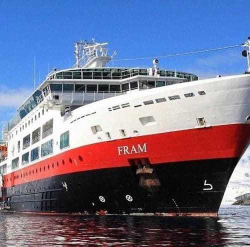 Hurtigruten North America Cruises