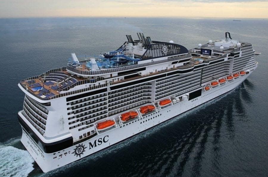 MSC Cruises Cirque du Soleil