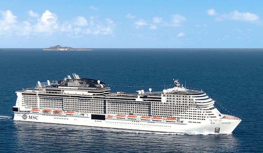 MSC Cruises Marks Major Milestone - MSC Bellissima