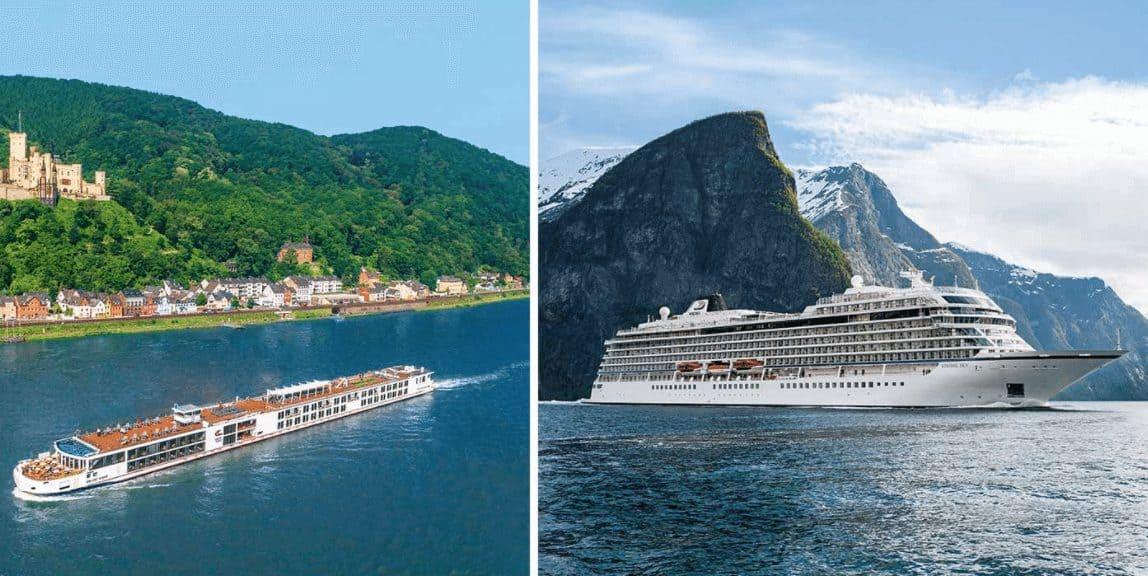 Viking Cruises River Ocean Voyages