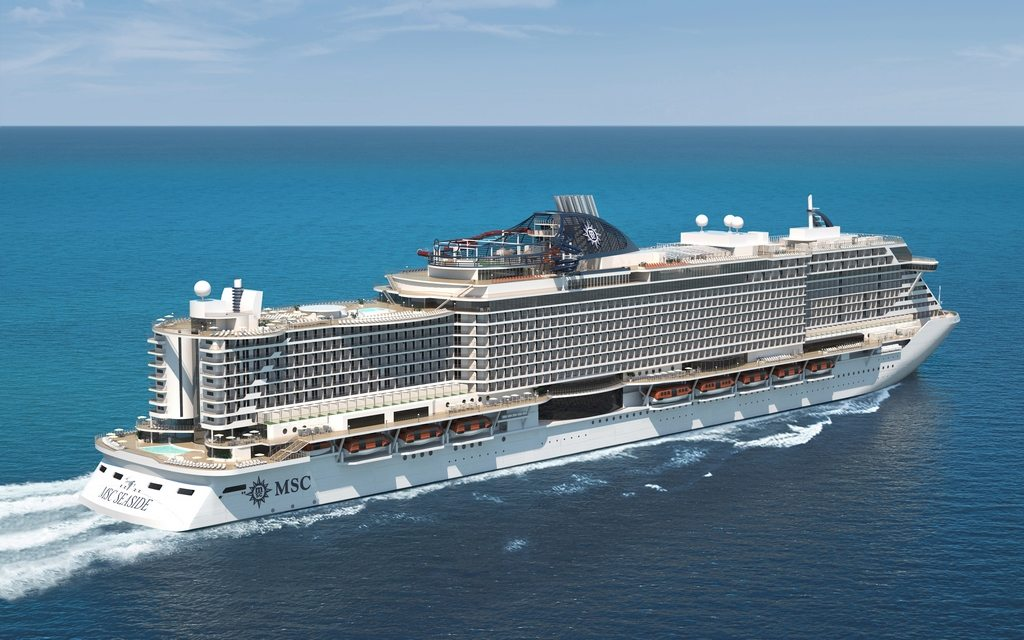 MSC Seaside Naming Ceremony Star-Studded Entertainment Line-up