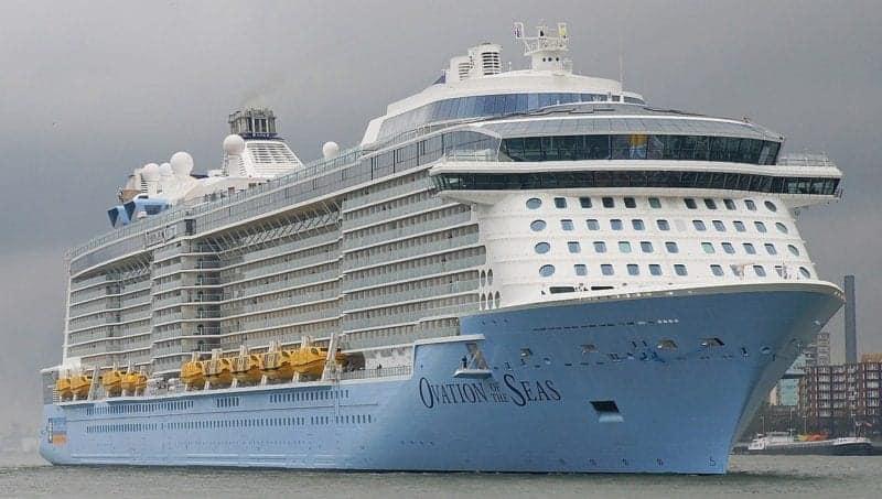 Ovation of the Seas Alaska Cruises