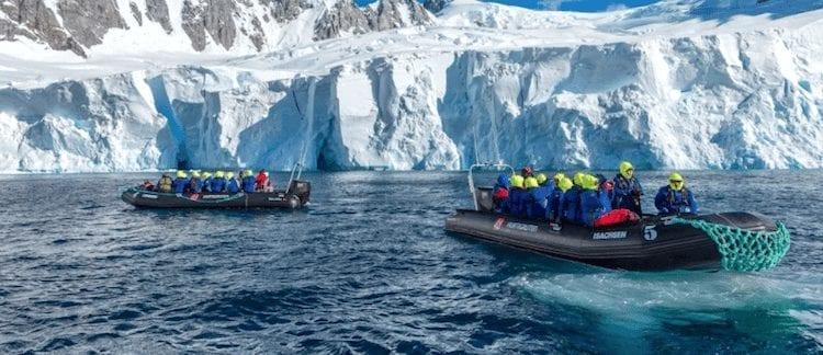 Hurtigruten discounts for their anniversary celebration