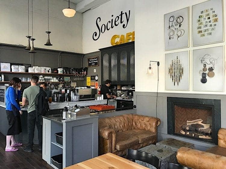 Society Hotel Portland Oregono