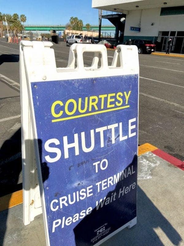 Los Angeles World Cruise Center San Pedro