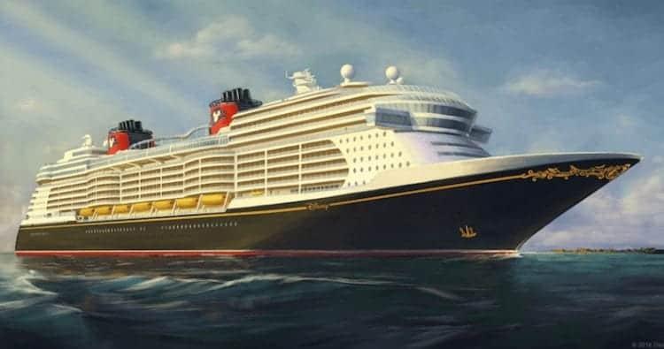 New Disney Cruise Ships