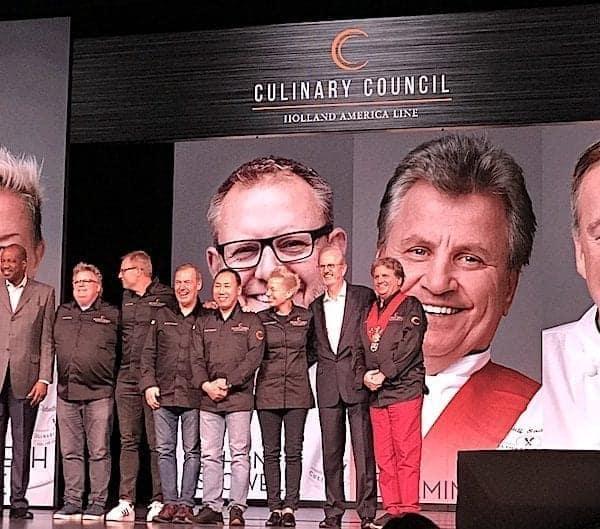 Holland America Culinary Council