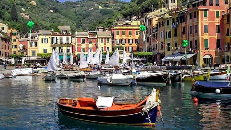Portofino is probably the most photographed Europe cruise port