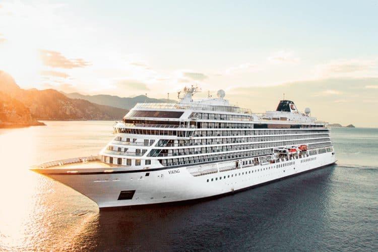 Viking Cruises Named Its Fourth Ocean Ship
