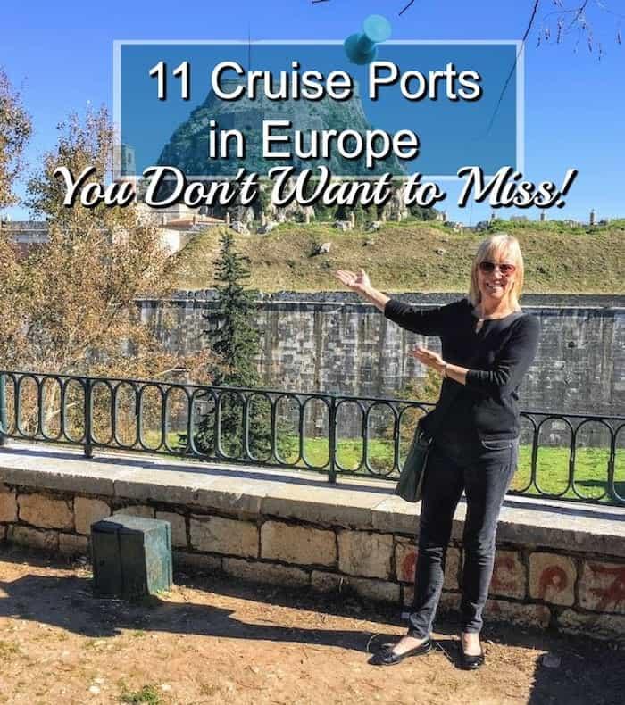 Europe Cruise Ports