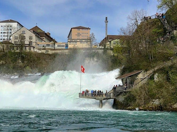 Rhine Falls Tour