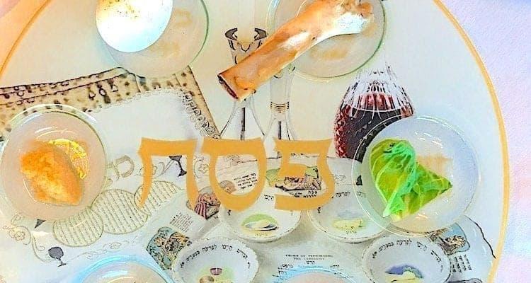 Reivew 2018 – Day 3 Koningsdam Passover Seder