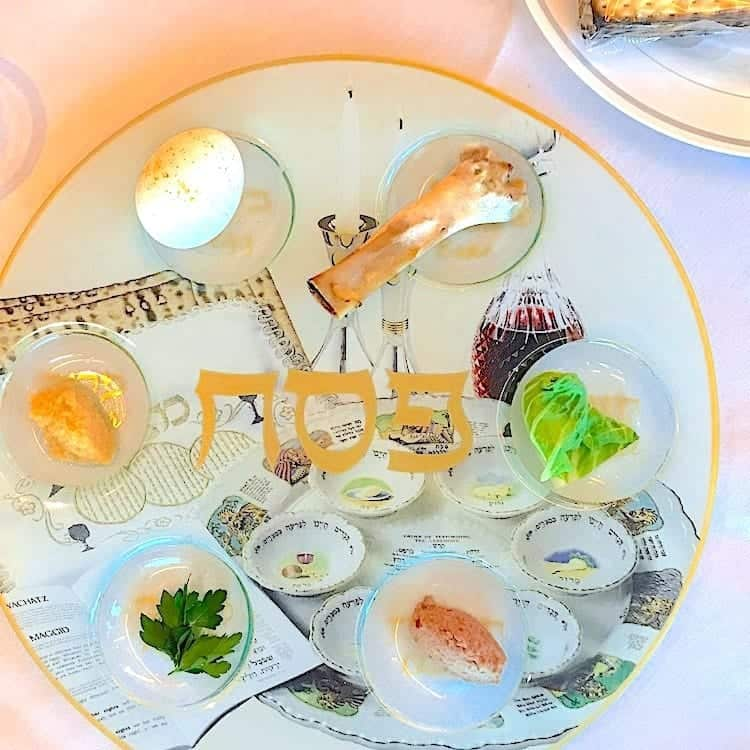 Passover Seder aboard Holland America Koningsdam