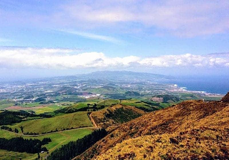 A Day in Ponta Delgado, Azores on a Transatlantic Cruise