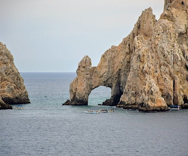 Mexico Cruises usually include Cabo San Lucas