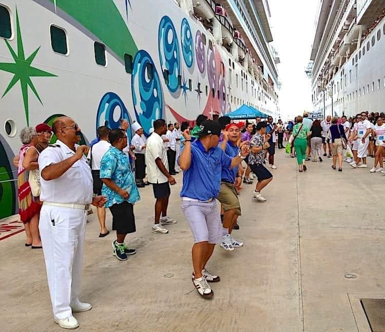 Norwegian Cruise Line  deposit sale