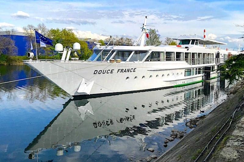 Douce France Review on a Rhine River Cruise