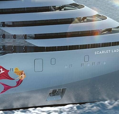 Virgin Voyages Scarlet Lady